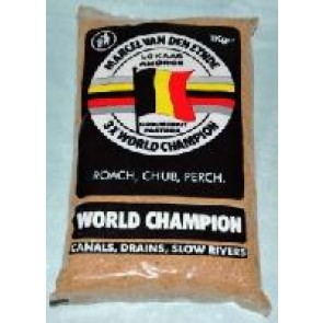 Van Den Eynde World Champion